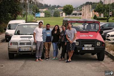 Jeep City Tour - Coimbra