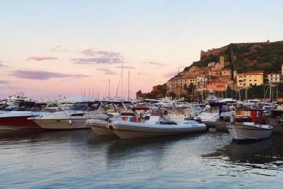 Private Transfer: Rome City - Porto Ercole