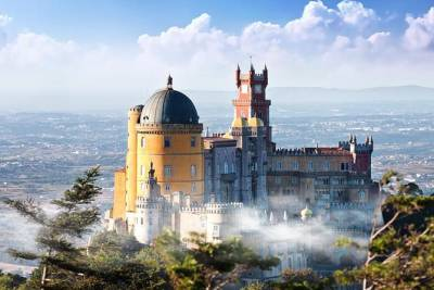 Full Day Private Tour - Combine Sintra World Heritage and Lisbon in one day