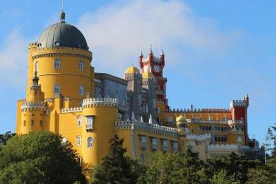 Sintra, Cascais & Estoril Full Day - Private Tour
