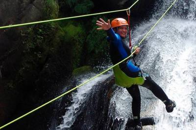 Canyonig Adventure Tour, from Porto