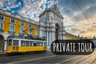 Best Morning in Lisbon ! Discover Lisbon in a Fully Private & Customisable Tour!