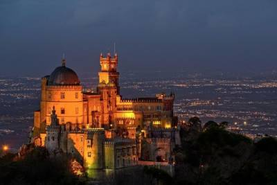 Private Tour Sintra - History, Culture, Sightseeing & Gastronomy Tour