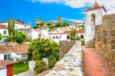 Obidos, Nazare, Full-Day Private Tour