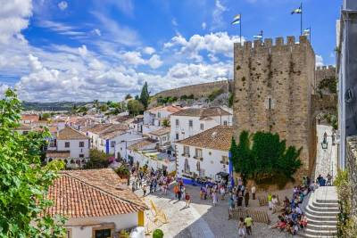 Full-day Fátima, Nazaré, and Óbidos Small-Group Tour from Lisbon