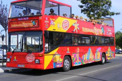 City Sightseeing Albufeira Hop-On Hop-Off Bus Tour