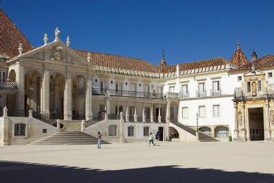 Coimbra and Aveiro Full Day Private From Lisbon