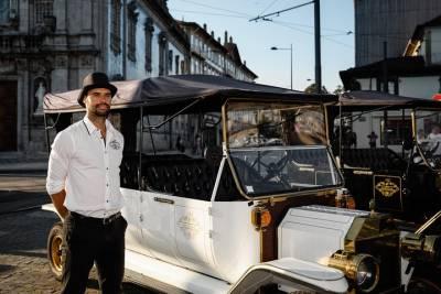 Portimão: Algarve Heritage Tour in a Volkswagen T2 Van