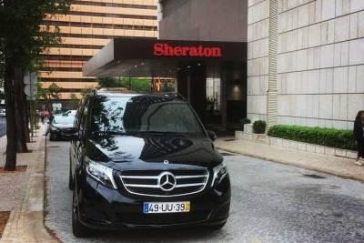 Loule Market & VilaMoura Marina ( Confortable Van Tour )