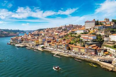 Porto City Tour Full Day with Lunch and Six Bridges Cruise - Private basis