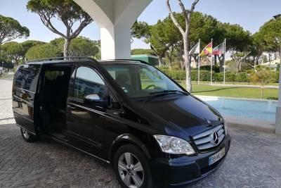 Private Transfer from Lisbon Cruise Terminal to Algarve (Vilamoura or Albufeira)