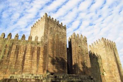 From Porto: Braga & Guimarães Medieval Full Day Tour