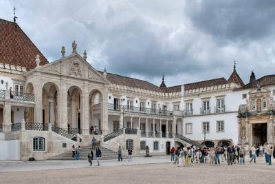 Coimbra and Aveiro Full Day Private Tour