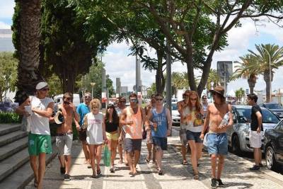 Brodie's Historical and Entertaining Lagos Walking Tour
