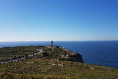 Tour to Sintra, Cascais, Cabo da Roca and Pena Palace in small groups