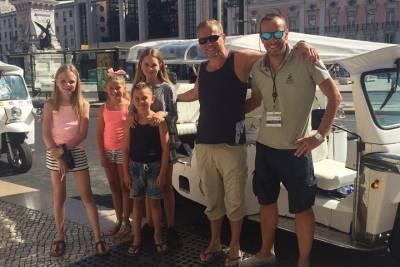 From Lisbon:Sesimbra and Arrabida Natural Park & FREE TICKET to Hopoff HopOn Bus