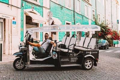 Lisbon & Porto Private Luxury Road Trip