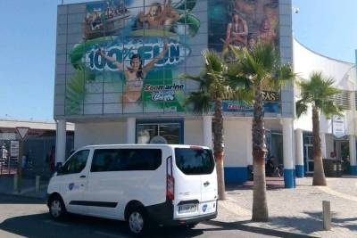 Faro Airoport Transfer To Sagres ( 8 Seats Van )