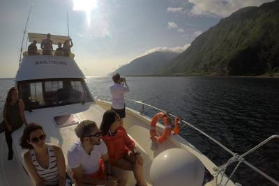 Motor Boat Trip in the Azores