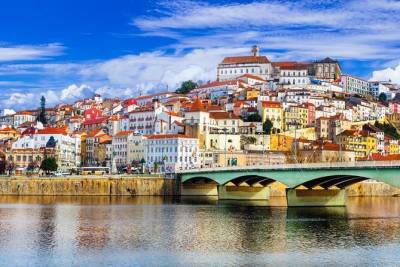 Coimbra & Aveiro Full Day Private Tour from Porto