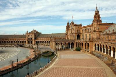 7 day guided tour Andalusia and Madrid from Lisbon