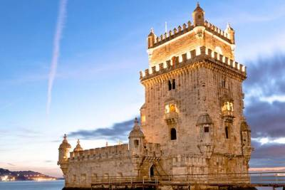 Lisbon and Sintra Private Full Day Sightseeing Tour