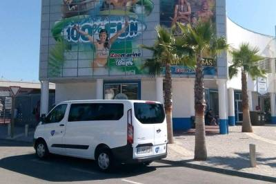 Faro Airport Private Transfer to Albufeira
