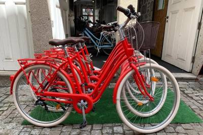 Bicycle Rent 2 Hours + GPS Route, Porto