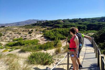 Hiking on the breathtaking portuguese coast from Lisbon