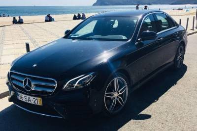 Private Airport Transfer to Sintra, Cascais, Estoril