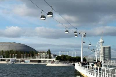 Private Half Day Tour to Modern Lisbon, from Lisbon