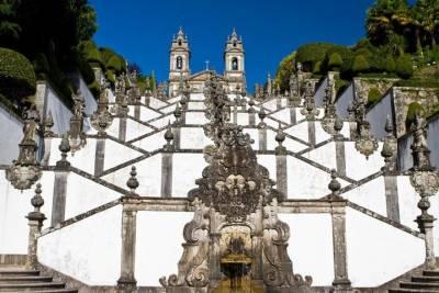 Guimarães and Braga Day Trip from Porto