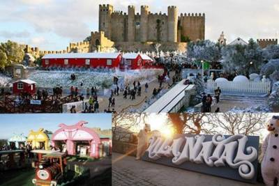 Back to a Time of Knights, Lords and Princesses - Obidos Private Magic Tour