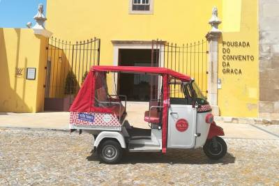 Tuk Tuk Tuna Fish Tour in Tavira - 90 Minutes