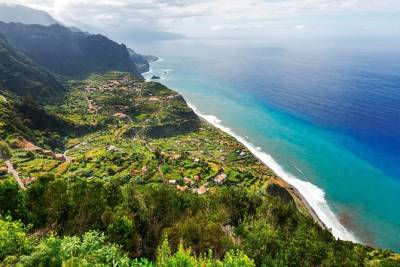 Private Full Day Tour of Western Madeira from Funchal