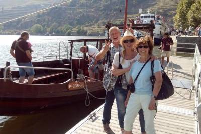 Douro Valley tour from Braga and Guimarães