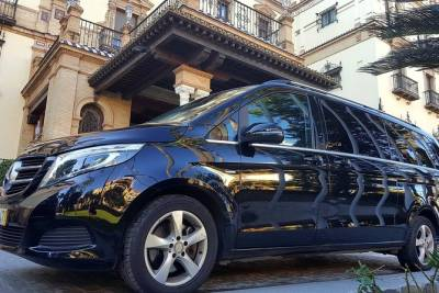 Transfer to Lisbon from Madrid with stop in Évora (1hour)