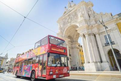City Sightseeing Lisbon Hop-On Hop-Off Bus Tour
