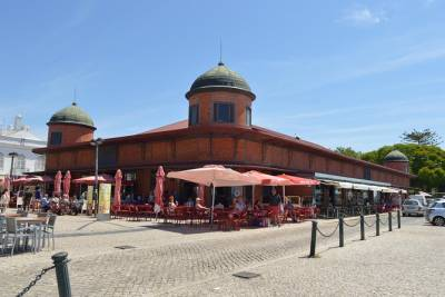 Olhão Authentic Tour: Old Town, Ria Formosa Natural Park and Traditional Markets