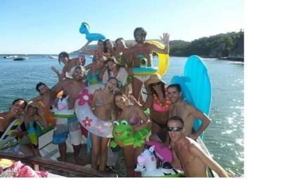Day/ Birthday Party in Boat Trip from Lisbon