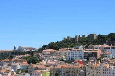 Mountain Biking in Sintra-Cascais Natural Park, Lisbon