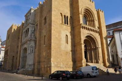 Full Day Coimbra - Private tour from Lisbon