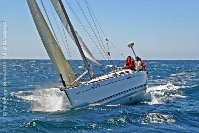 Coastal Sail to Sesimbra