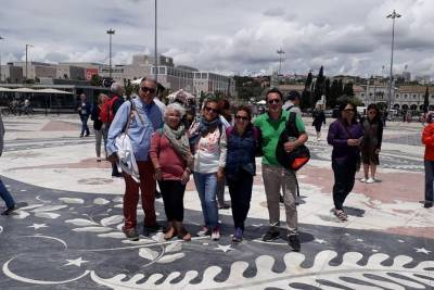 Best of Lisbon on Foot: 3-Hour Private Tour