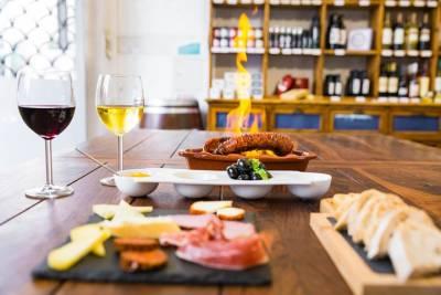 Vineyard at Mafra with Wine Tastings (30kms of Lisbon)
