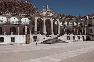 Coimbra Private Full Day Tour from Lisbon with drop off in Porto