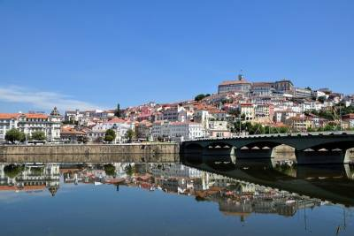 Full Day Private Tour of Coimbra's Heritage and University