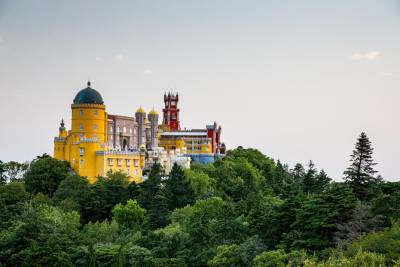 Mystic Sintra and Charming Cascais Private Tour