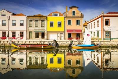 Aveiro and Ilhavo Private Full Day Tour from Lisbon