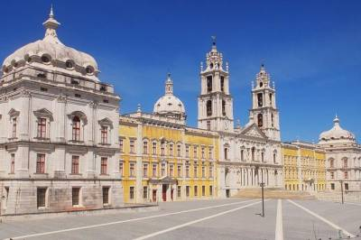 Private Half Day Tour to Mafra, from Lisbon